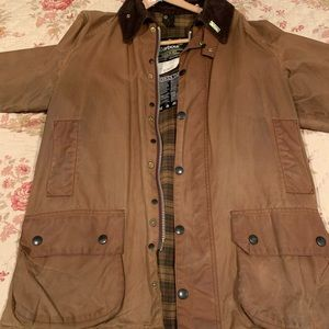 Barbour coat, circa 90's